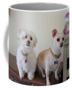 Two Little Dog Coffee Mug