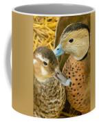 Two Little Ducks Coffee Mug