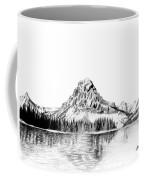 Two Medicine Mountain Coffee Mug