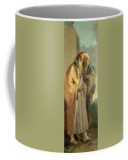 Two Men In Oriental Costume Coffee Mug