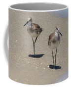 Two Of A Feather Coffee Mug