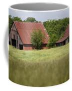 Two Old Barns Coffee Mug