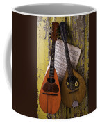 Two Old Mandolins Coffee Mug