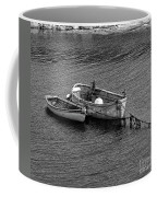 Two Old Rowboats Coffee Mug