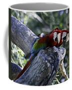 Two On A Branch Coffee Mug