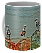 Two Pairs Or 4 Of A Kind Coffee Mug