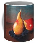 Two Pears Coffee Mug by Anastasiya Malakhova