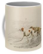Two Pointers Coffee Mug by Henry Thomas Alken