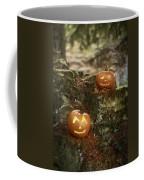 Two Pumpkins Coffee Mug