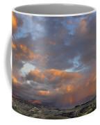 Two Rainbows In Sierra Nevada Coffee Mug