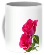 Two Roses Coffee Mug