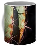 Two Shades Of Cactus Coffee Mug