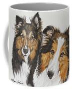 Two Shelties Coffee Mug