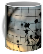 Two Sides Of The Fence Coffee Mug