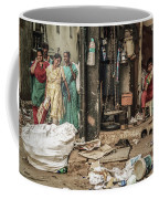 Two Sides To One Story Coffee Mug