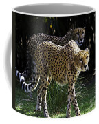 Two Sisters Hunting Coffee Mug