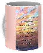 Two Souls Destined To Be Together Coffee Mug