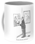 Two Stones Tickets Coffee Mug