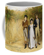 Two Strings To Her Bow Coffee Mug