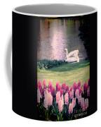 Two Swans Coffee Mug by Jasna Buncic