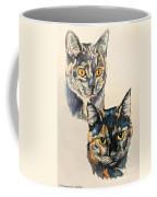 Two Torti's Coffee Mug