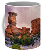 Two Towers Coffee Mug