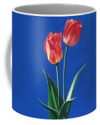 Two Tulips Coffee Mug