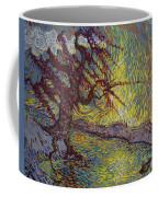 Two Turtles On A Stump Coffee Mug