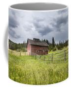 Two Window Barn Coffee Mug