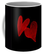 Two Wounded Hearts... Coffee Mug