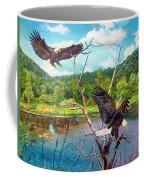 Two's Company Coffee Mug