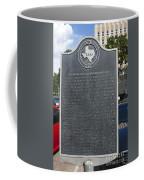 Tx-15026 The Woman Suffrage Movement In Texas Coffee Mug