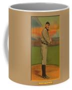 Ty Cobb Circa 1911 Coffee Mug