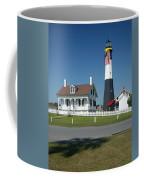 Tybee Island Lighthouse Ga Coffee Mug