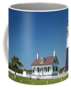 Tybee Island Lighthouse Georgia Coffee Mug