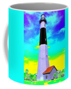 Tybee Island Lighthouse - Photopower Coffee Mug