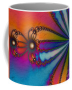 Tye Dye Coffee Mug