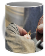 Tying Flies For Snake River Cutthroat Trout Coffee Mug