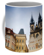 Tyn Church In Prague Coffee Mug