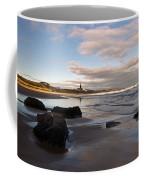 Tynemouth Longsands Coffee Mug