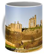 Tynemouth Priory And Castle Coffee Mug