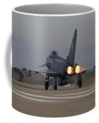 Typhoon Launch Coffee Mug