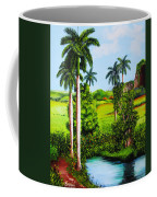 Typical Country Cuban Landscape Coffee Mug