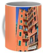 Typical Ligurian Homes Coffee Mug