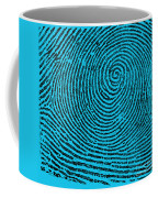Typical Whorl Pattern, 1900 Coffee Mug by Science Source