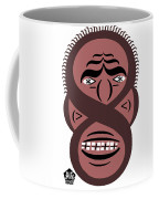 Typortraiture Obama Coffee Mug