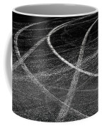 Tyre Tracks Coffee Mug