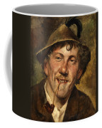 Tyrolean Farmer Coffee Mug