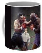 Tyson/holyfield Coffee Mug