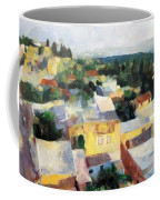 Tzfat Coffee Mug